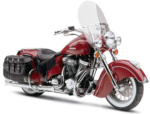 2007 Indian Dakota 4si #3