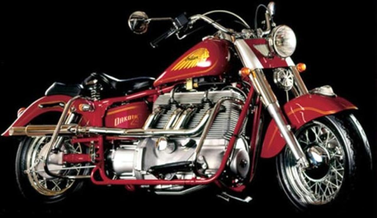 2007 Indian Dakota 4si #5