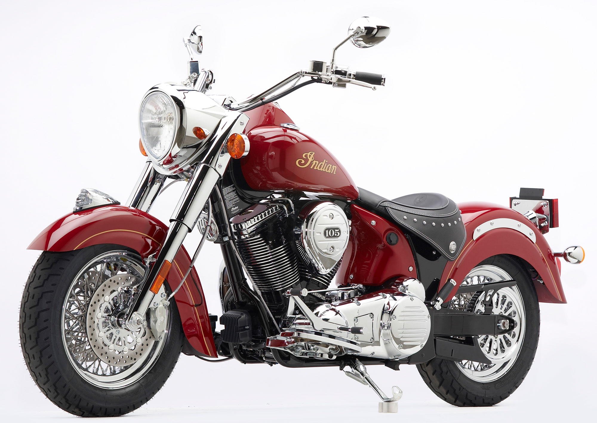 2007 Indian Dakota 4si #1