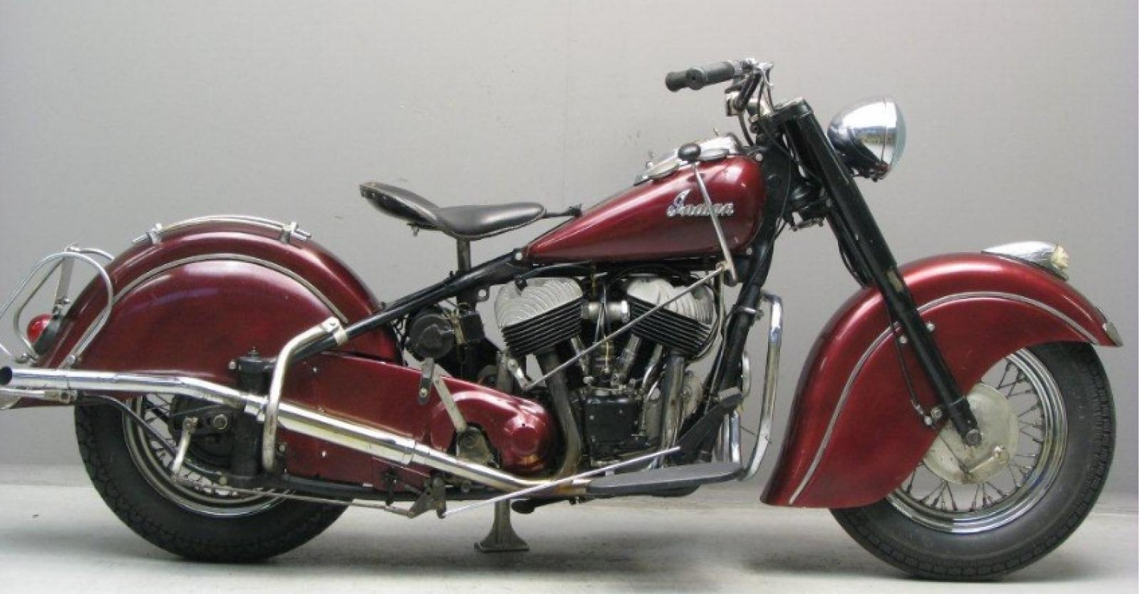 1993 Indian Scout 86 #10