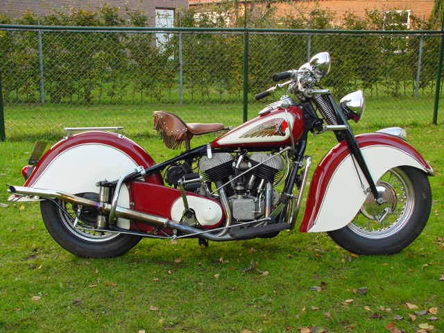 1993 Indian Scout 86 #7