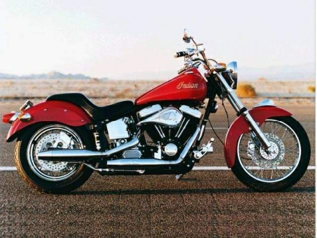 2001 Indian Scout #10