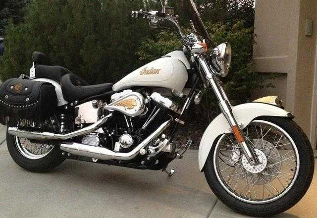 2001 Indian Scout #7