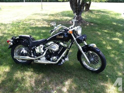 2001 Indian Scout #16