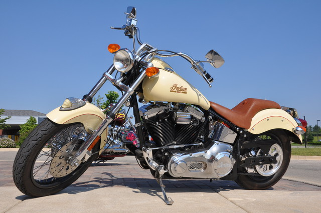 2001 Indian Scout #6