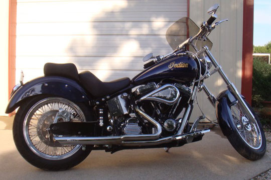 2001 Indian Scout #2