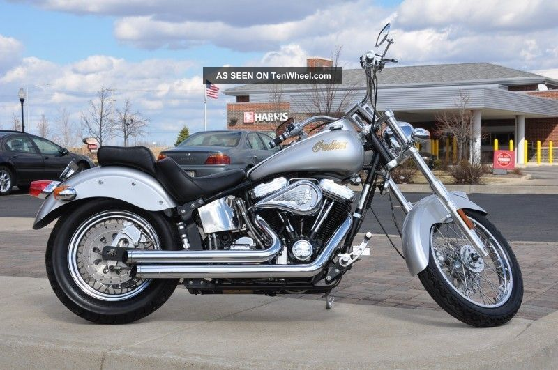 2001 Indian Scout #12