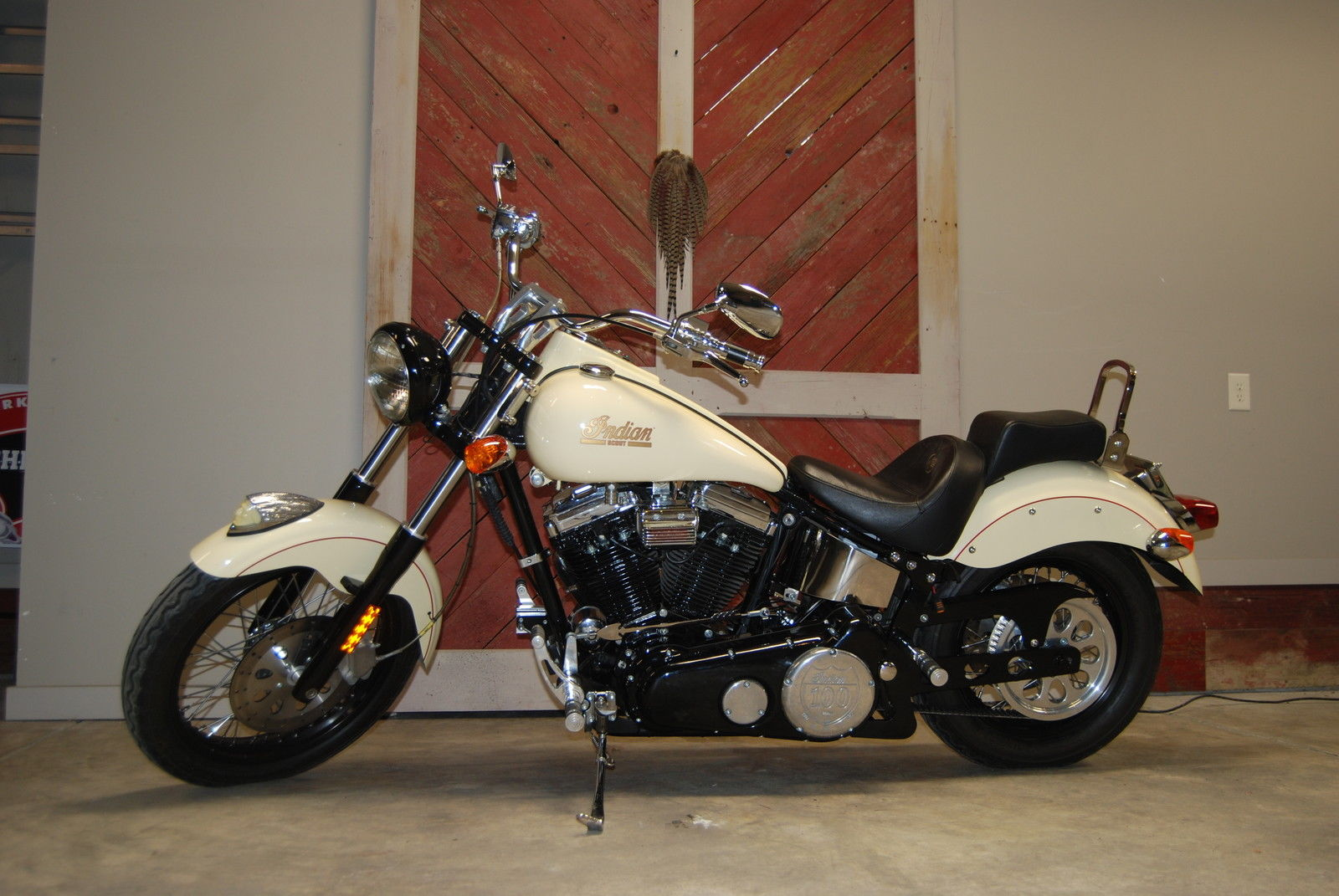 2001 Indian Scout #1