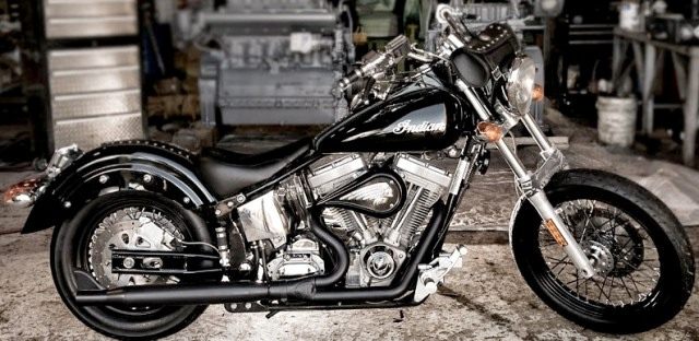2001 Indian Scout #9
