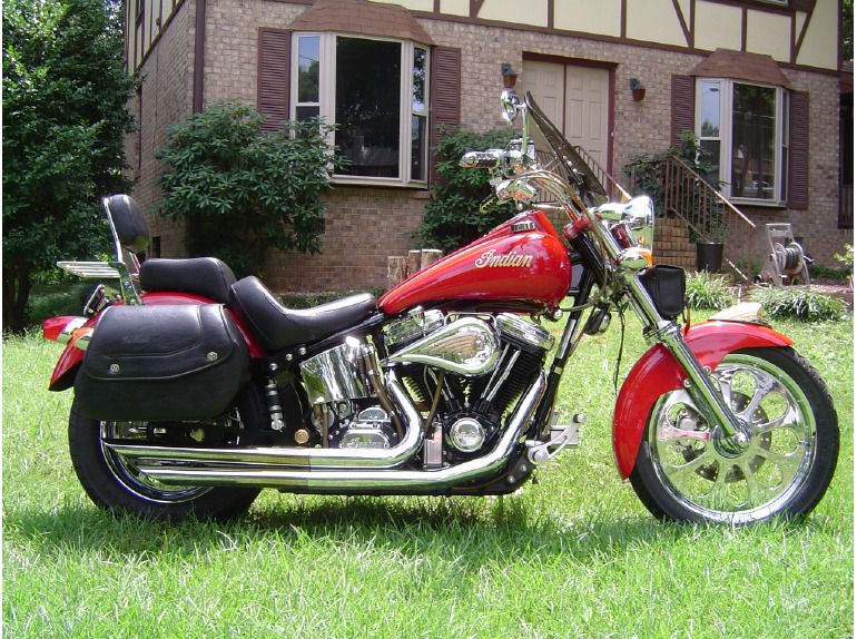 2001 Indian Scout #8