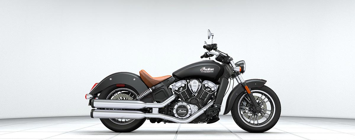 Indian Scout #9