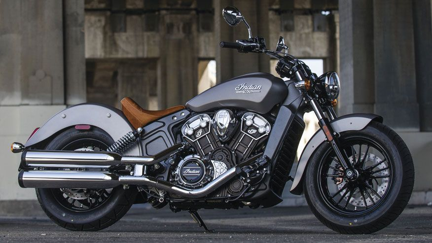 Indian Scout #6
