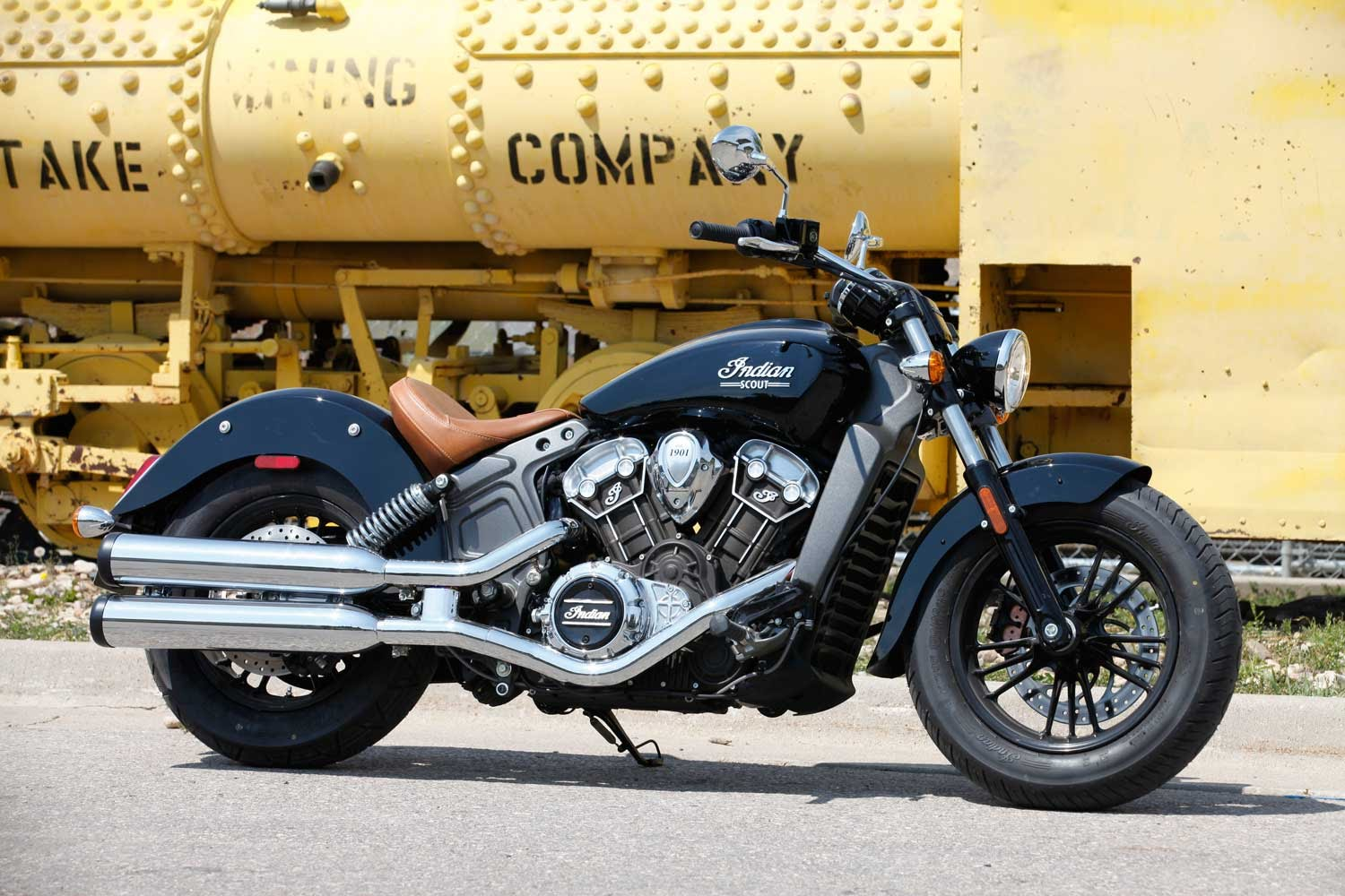 Indian Scout #5