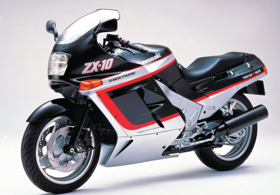 Kawasaki GPZ1000RX (reduced effect) #2