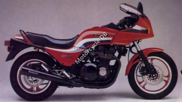 Kawasaki GPZ1000RX (reduced effect) #3