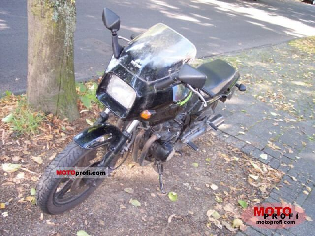 Kawasaki GPZ550 (reduced effect) #2