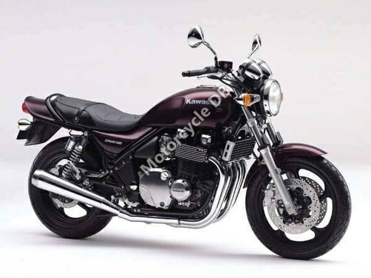 Kawasaki GPZ550 (reduced effect) #9