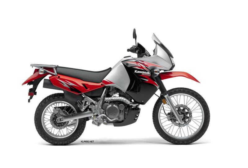 Kawasaki KLR650 (reduced effect) #1