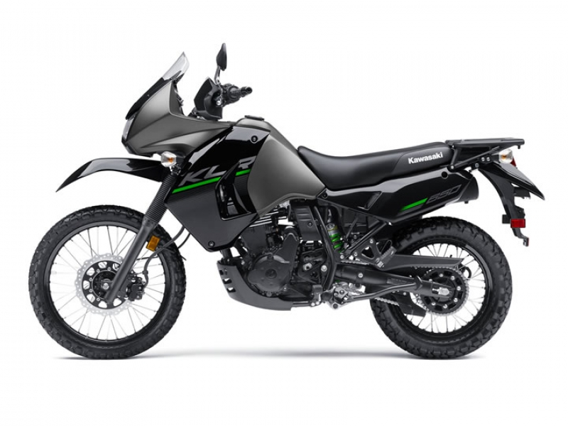 Kawasaki KLR650 (reduced effect) #2