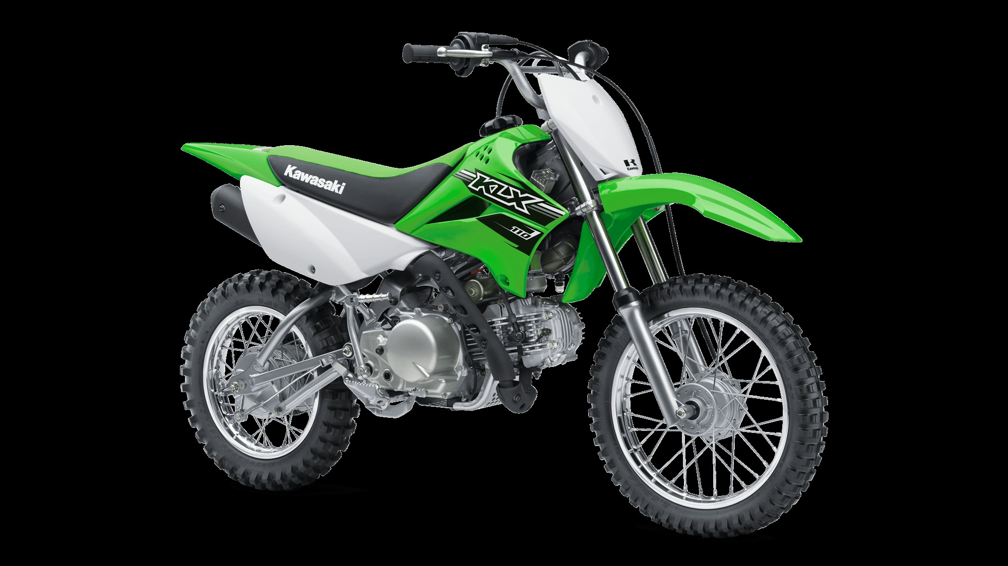 Kawasaki KLX110L Off-Road #7