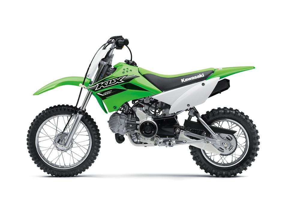 Kawasaki KLX110L Off-Road #3