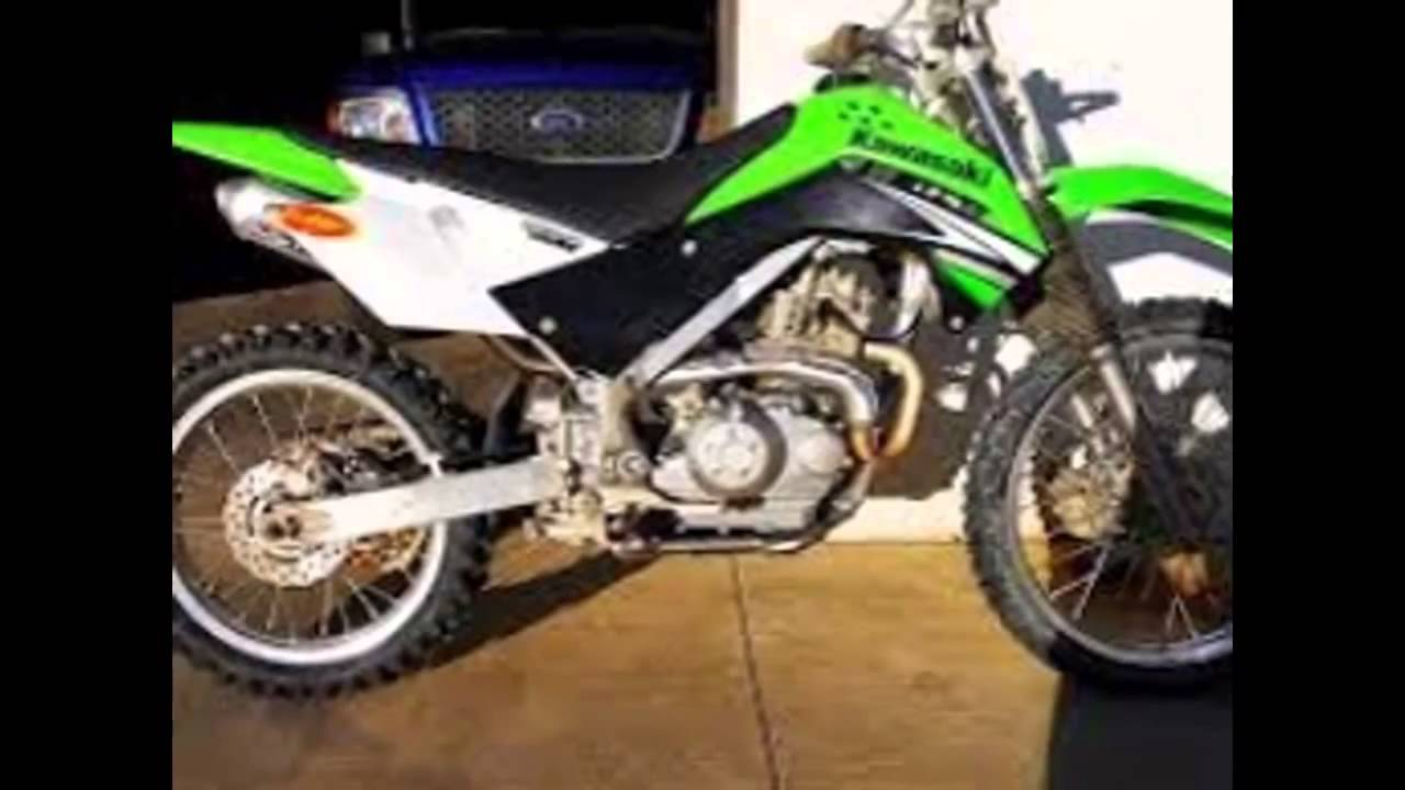Kawasaki KLX110L Off-Road #5