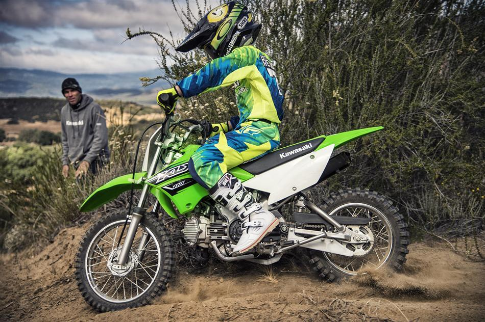 Kawasaki KLX110L Off-Road #1