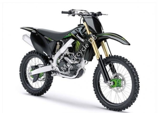 Kawasaki KX100 Monster Energy #1