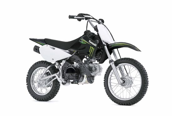 2010 Kawasaki KX85 Monster Energy #4