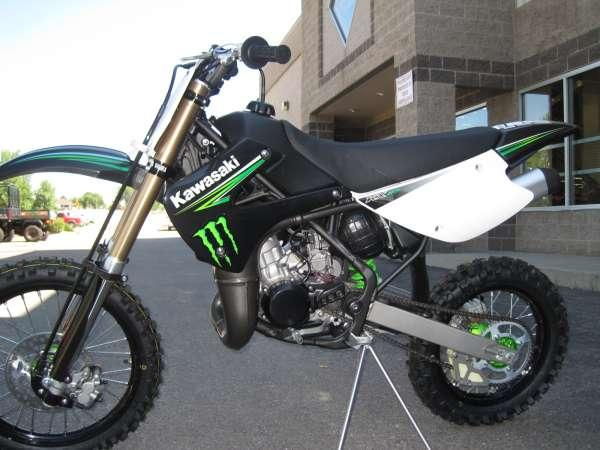 2010 Kawasaki KX85 Monster Energy #1