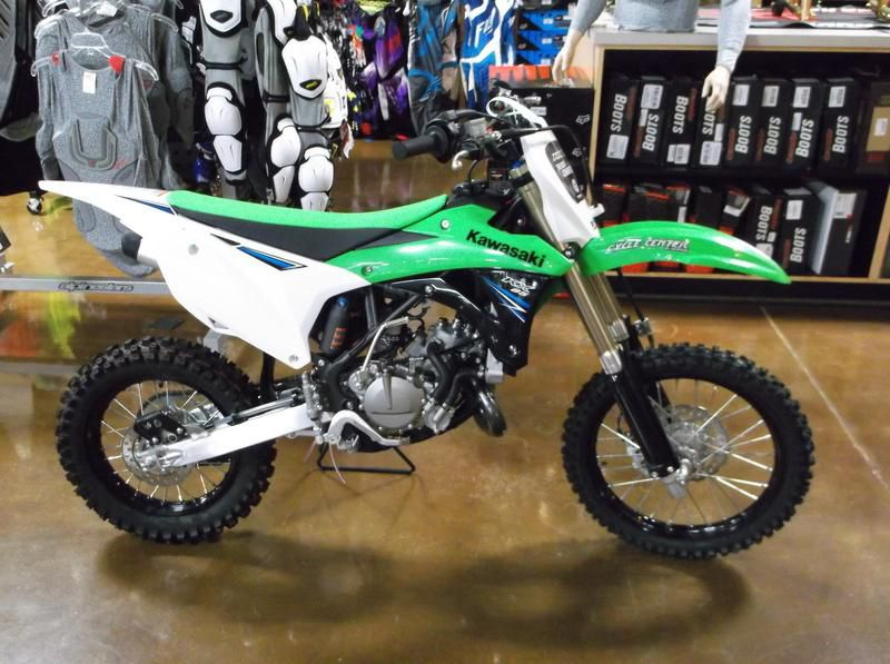 2010 Kawasaki KX85 Monster Energy #7