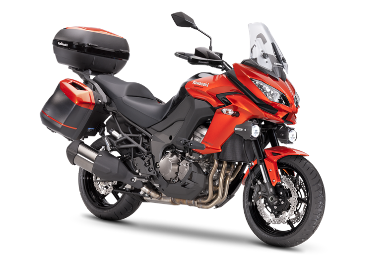 Kawasaki Versys 1000 Grand Tourer #2
