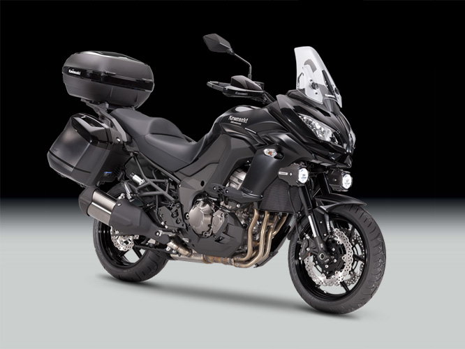 Kawasaki Versys 1000 Grand Tourer #1