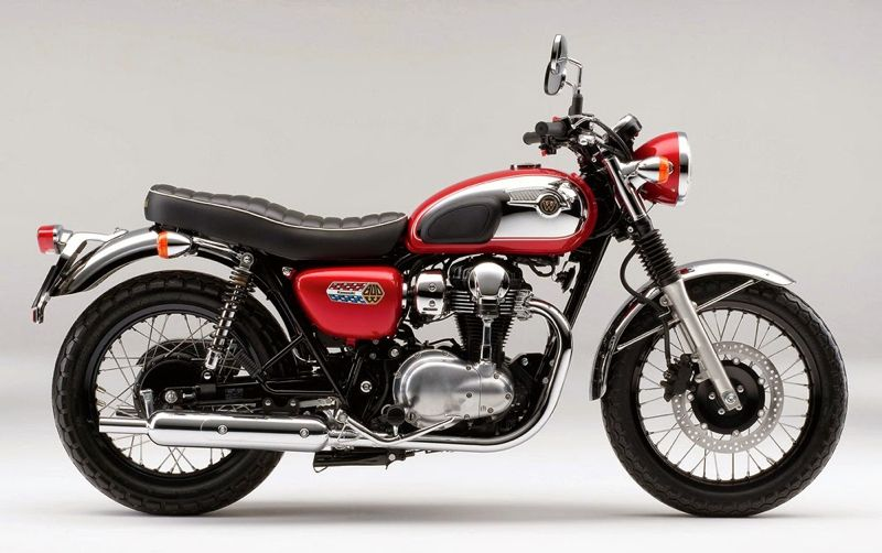 Kawasaki W800 Chrome Edition #5