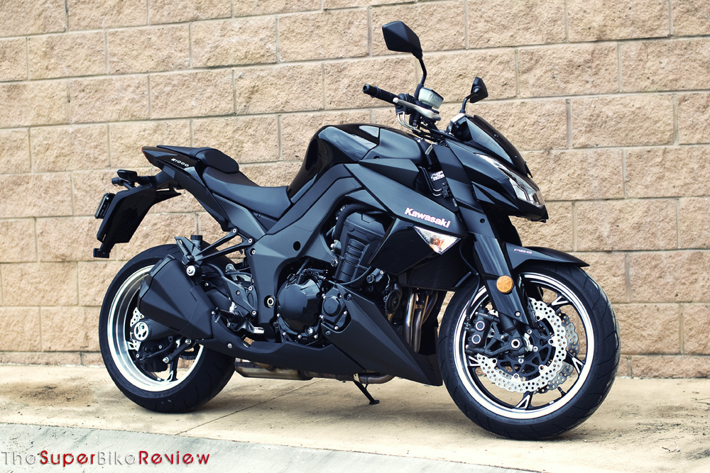 What is Your Car and Motorcycle: 2011 Kawasaki Z1000
