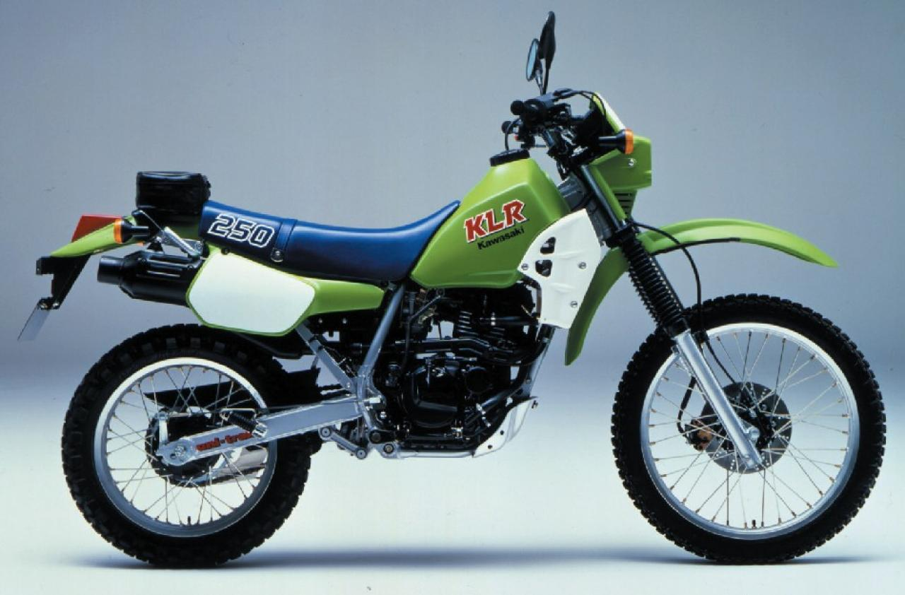 1984 Kawasaki Z400F (reduced effect) #8