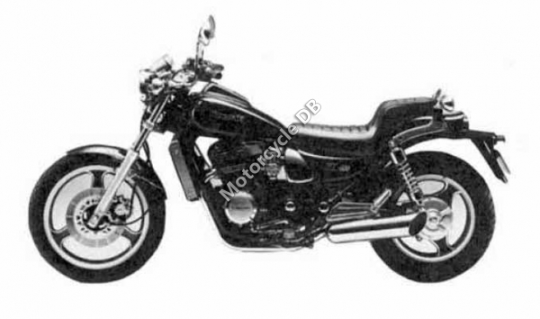 Kawasaki ZL600 (reduced effect) #1