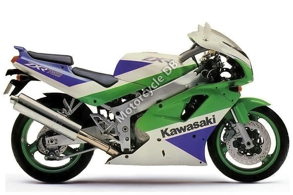 Kawasaki ZXR750R (reduced effect) #4