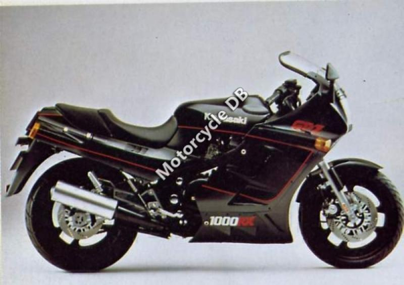 Kawasaki ZZR1100 (reduced effect) #4