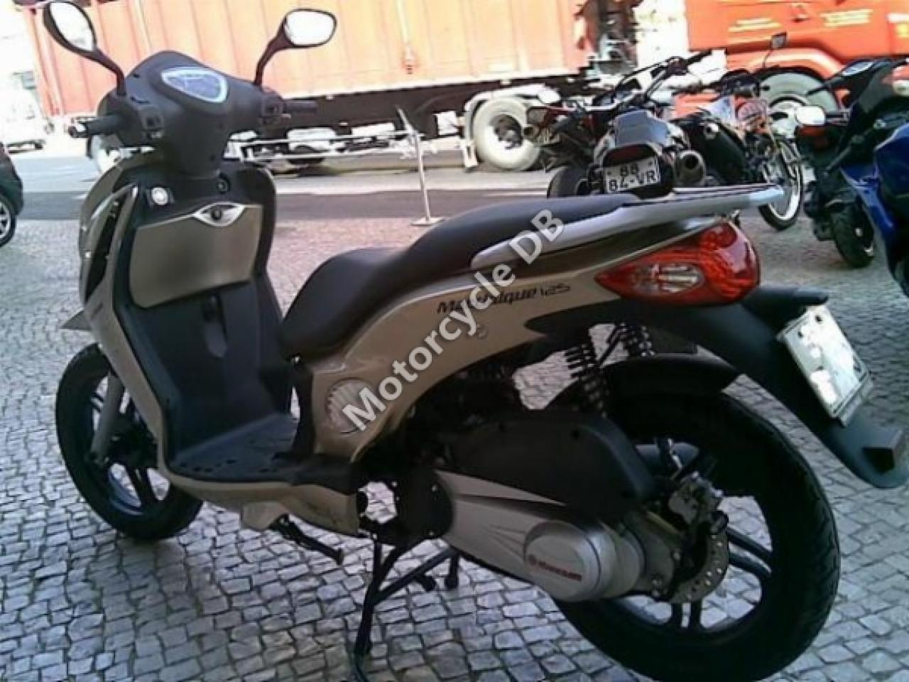 2010 Kreidler Martinique 125 #2