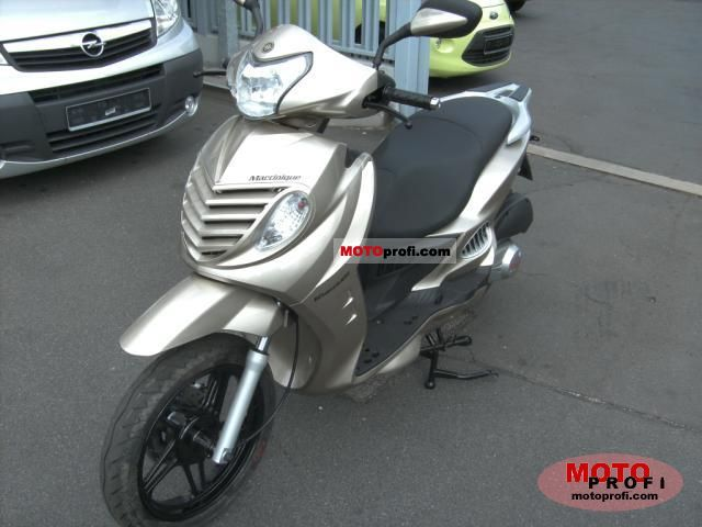 2011 Kreidler Martinique 125 #6