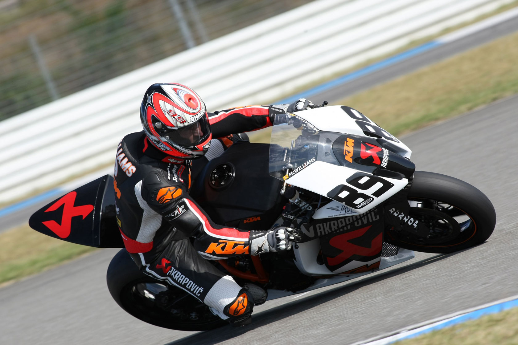 2010 KTM 1190 RC8 R Red Bull Limited Edition #6