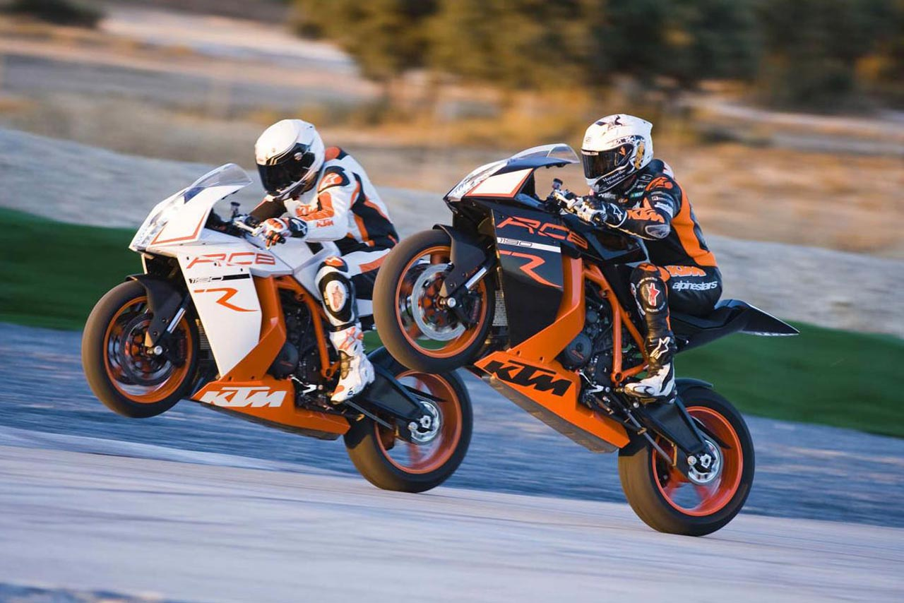 2010 KTM 1190 RC8 R Red Bull Limited Edition #3