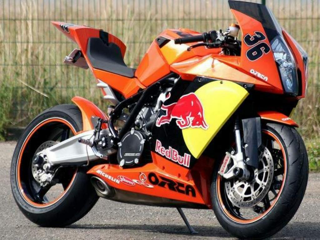 2010 KTM 1190 RC8 R Red Bull Limited Edition #7