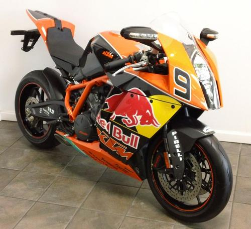 2010 KTM 1190 RC8 R Red Bull Limited Edition #9