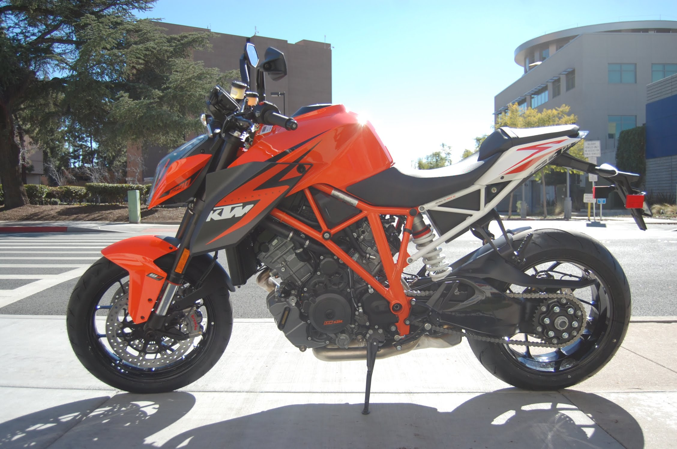 KTM 1290 Super Duke R ABS #8