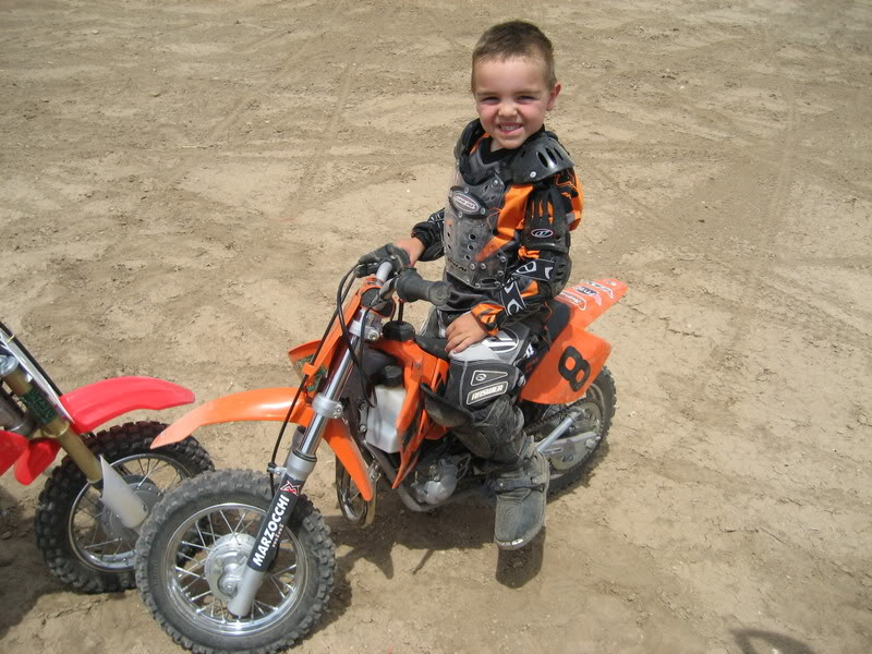 KTM 50 Junior Adventure #1