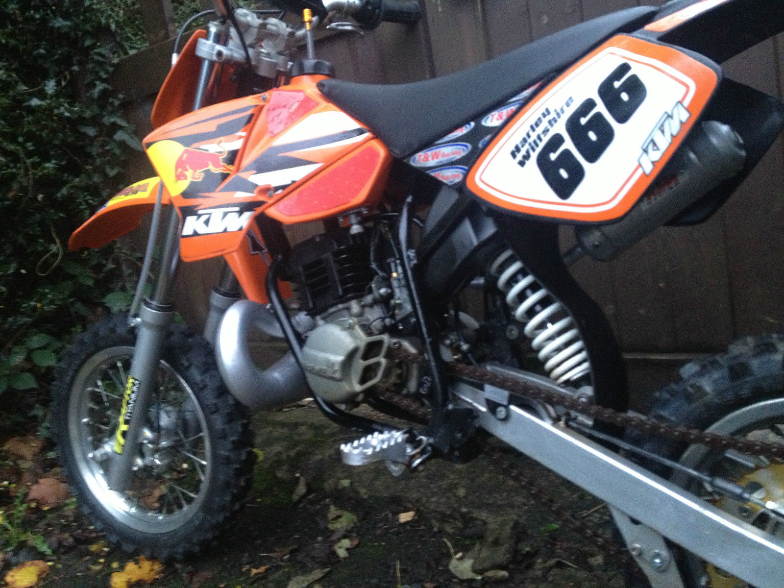 KTM 50 Junior Adventure #9