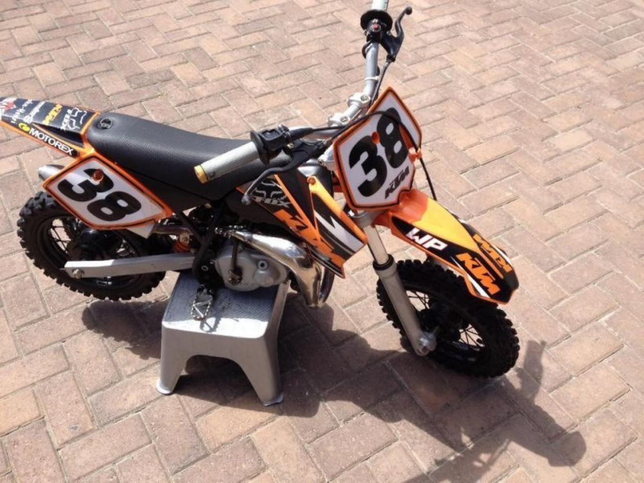 KTM 50 Junior Adventure #3