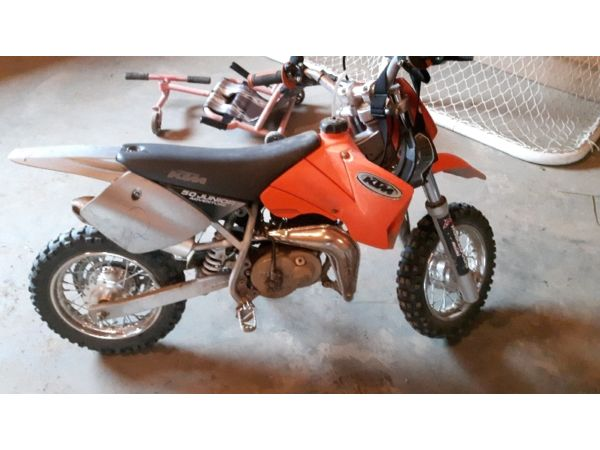 KTM 50 Junior Adventure #4